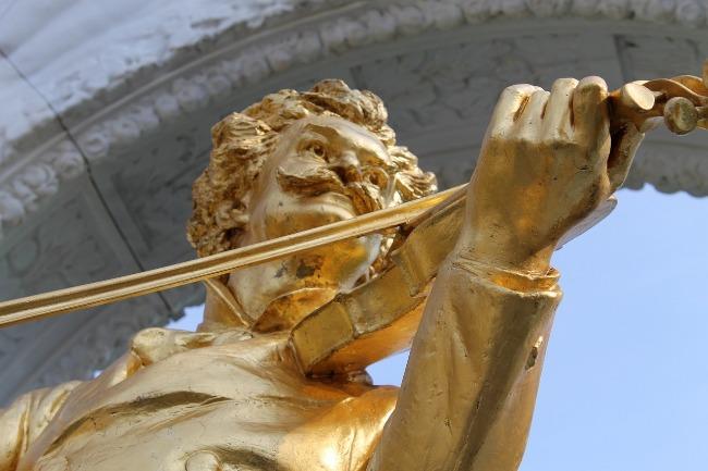 Vienna imperial past - Johann Strauss