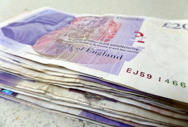£6.6bn in overcharging closet funds
