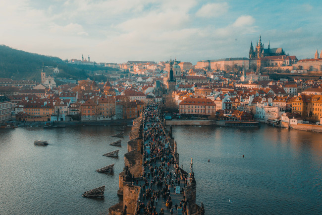 A whistle stop visit to Prague