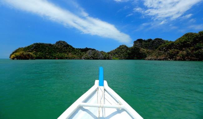 Langkawi islands view