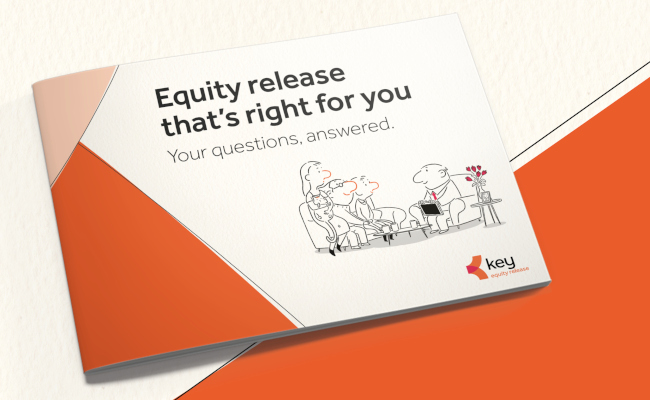 Request a free Equity Release Guide