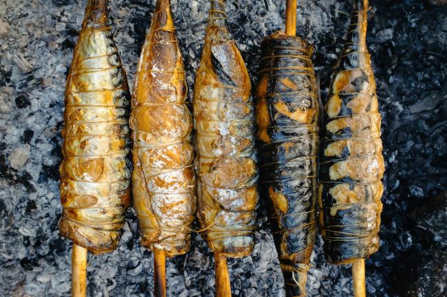 smoked mackerel - eat healthy