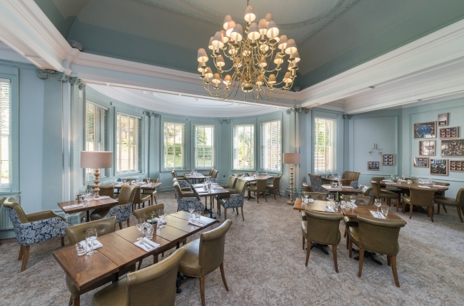Country Living Lansdown Grove Hotel dining room