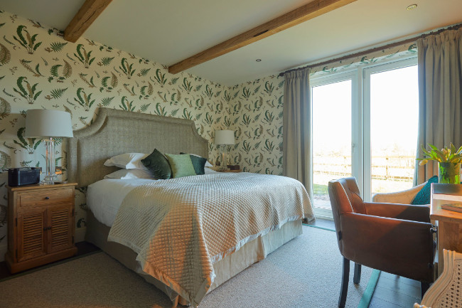 Room at Duncombe Arms